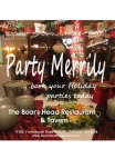 Holiday Parties & Catering PCB