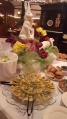 Easter Bunny Quiche Table-Boar's Head Restaurant PCB Brunch