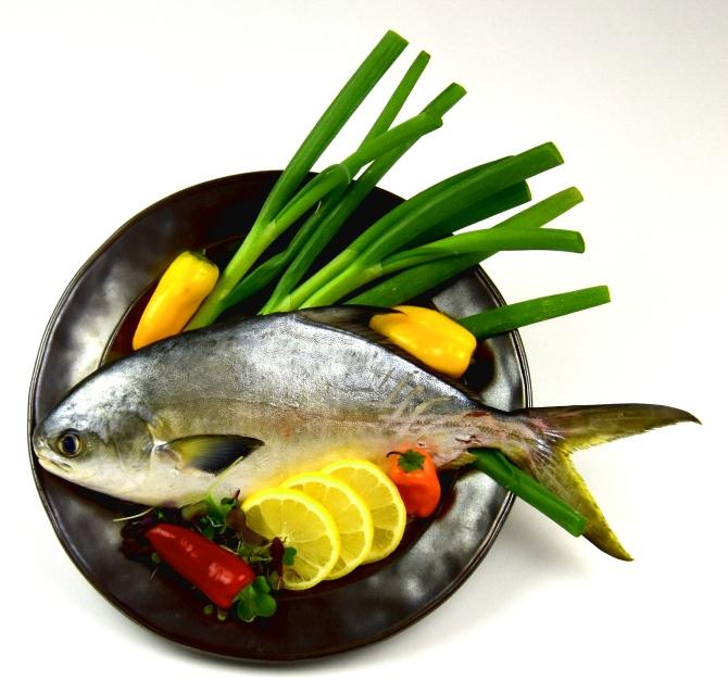 Fresh Silver Pompano-Seafood-The Boars Head Restaurant PCB