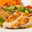 Chargrilled Scamp-Grouper -Snapper-Tuna