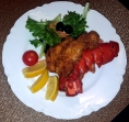 Fried Lobster-Boars Head Restaurant PCB