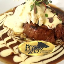 Steak & Seafood-Captain's Filet-Boar's Head Restaurant PCB