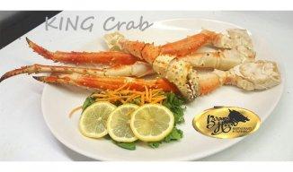 Alaskan Kin Crab Legs